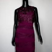 Качество! Шикарное нарядное платье/цвет бургунди от бренда Phase Eight, новое состояние