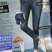 Esmara джинсы скинни р.42 евро