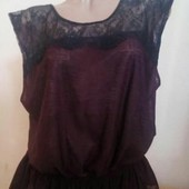 Стильная майка - блуза ПОГ 56