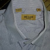 Чоловіча рубашка (довж.74, шир.55)
