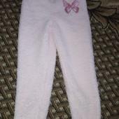 Нежно розовые штанишки