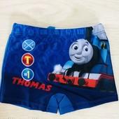Плавки шорты Томас .есть утяжка. Дисней р98