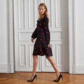 ☘ Стильне елегантне плаття від Tchibo (Німеччина), розміри наші: 42-44 (38 евро)
