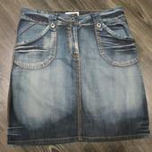 N-18. Стильная джинсовая юбочка