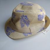 Старт=блиц!Шляпа -панама плетеная челентанка Original Marines Италия