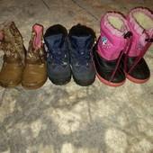 обувь 24-25р осень-зима