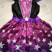 Карнавальные платье на Хеллоуин 5-6лет