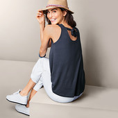 ☘ Стильна блуза з декоративною стрічкою від Tchibo (Німеччина), р .: 54-56 (48/50 євро)