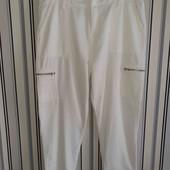 Білі джинси з карманами Denim New Look, р18 (Пот -51; Поб -60)