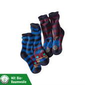 ☘ Лот 1 пара☘ Дитячі шкарпетки від tcm Tchibo(Німеччина), розмір 31/34, бордо