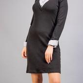 Платье французский трикотаж Cop Copine, размер на выбор.