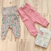 Шикарные фирменные штаны новорожденной. Сотни лотов.