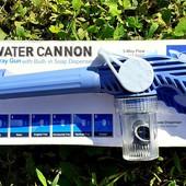 Водомет насадка на шланг распылитель 8 режимов подачи воды
