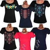 Последний размер! Красивенные футболки-вышиванки