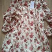 Классное, лёгкое платье M от SinSay Польша смотрите мои лоты