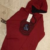мужская худи с капюшоном , в середине начес,от Jack&Jones. Модель и цвет на фото 2