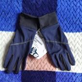 Отличные женские функциональные перчатки Crivit Германия размер 7,5
