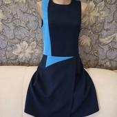 Платье снизу с эффектом на запах, Next, p. M