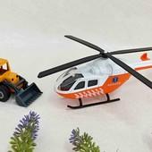 Трактор Siku и вертолёт Tedi одним лотом