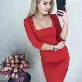 Платье женское! Распродажа модели! 4 цвета