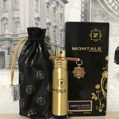 Montale Amber & Spices 20мл ниша)