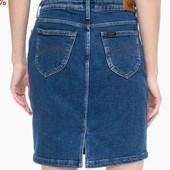 Джинсовая юбка Lee размер С