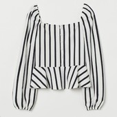 Блуза H&M размер М