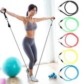 Набор эспандеров для фитнеса и упражнений+чехол