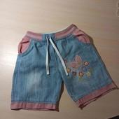 шорты на девочку на 5 лет