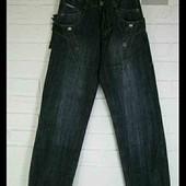 джинсы мальчиковые