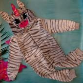 Всеми любимый Единорожка, махровый на рост 116-122