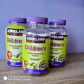 Дитячі вітаміни із сша