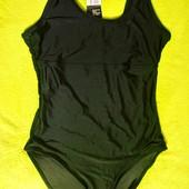 Чёрный спортивный купальник 38, 40, 42 р. Esmara