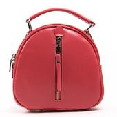 Стильная кожаная сумочка-рюкзак от Alex Rai