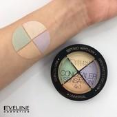 Консилер корректор Eveline Cosmetics Concealer Sensation 4in1