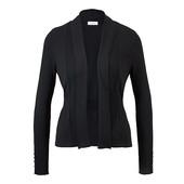 ☘ Стильний м'який трикотажний піджак від Tchibo (Німеччина), р. наш: 54-56 (48/50 євро)
