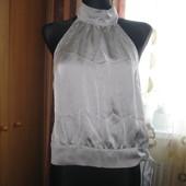 отличная блузка, майка, топ, для летней жары и для моря!