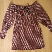 Легкое платье  от Bohoo