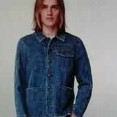 Стильний джинсовий піджак, Манго розмір с,л