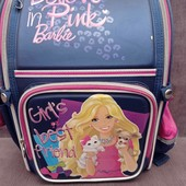 Школьный рюкзак 1 вересня каркасный ортопедический