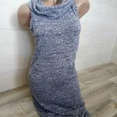 Якісне плаття з віскози (трикотаж) Нове з біркою.