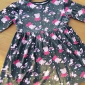 гарненька сукня на 6 років