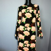Качество! Легкое миди платье от H&M, в новом состоянии