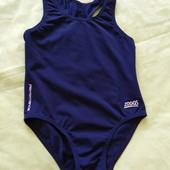 ✔️️ Классный спортивный купальник Zoggs!!! Возраст 5/6 лет, рост 116 см!!!