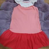 M&S!Платье на 5-6лет.Идеал!