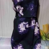 Вау! Обалденное стрейчевое платьице размер 50