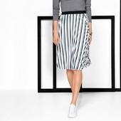 Шикарная плиссированная юбка Esmara Германия размер евро 40