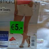 єє74.Чудові джинсові шорти Esmara .Рекомендую!