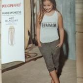 Шикарные фирменные штанишки девочке 8 лет. 128. Сотни лотов.