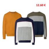 .Livergy с начесом шикарная толстовка пуловер германия лот 1 шт
